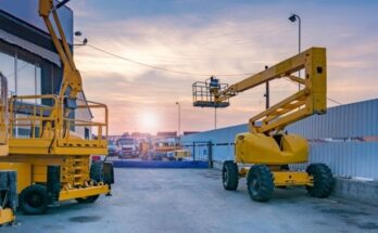 Why a Boom Lift Is Important on a Film Set
