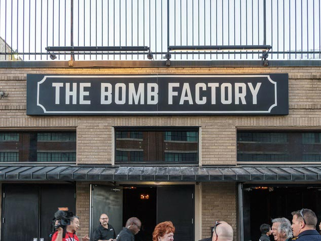 the bomb factory tickets