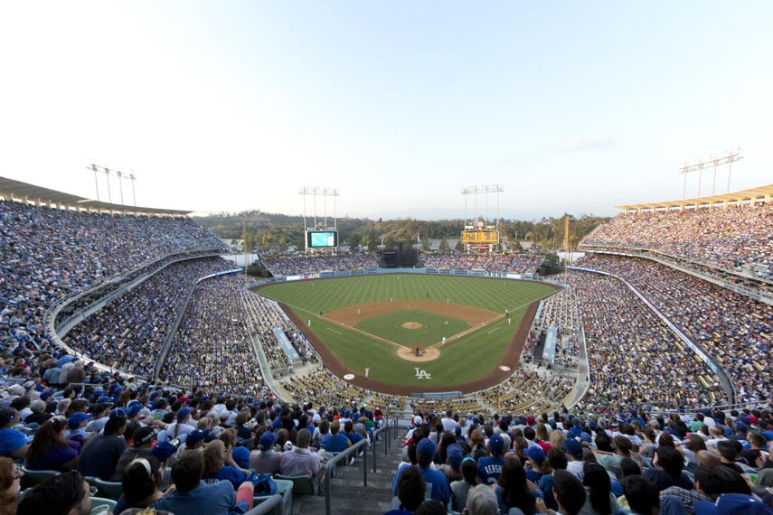 LA Dodgers Schedule 2019