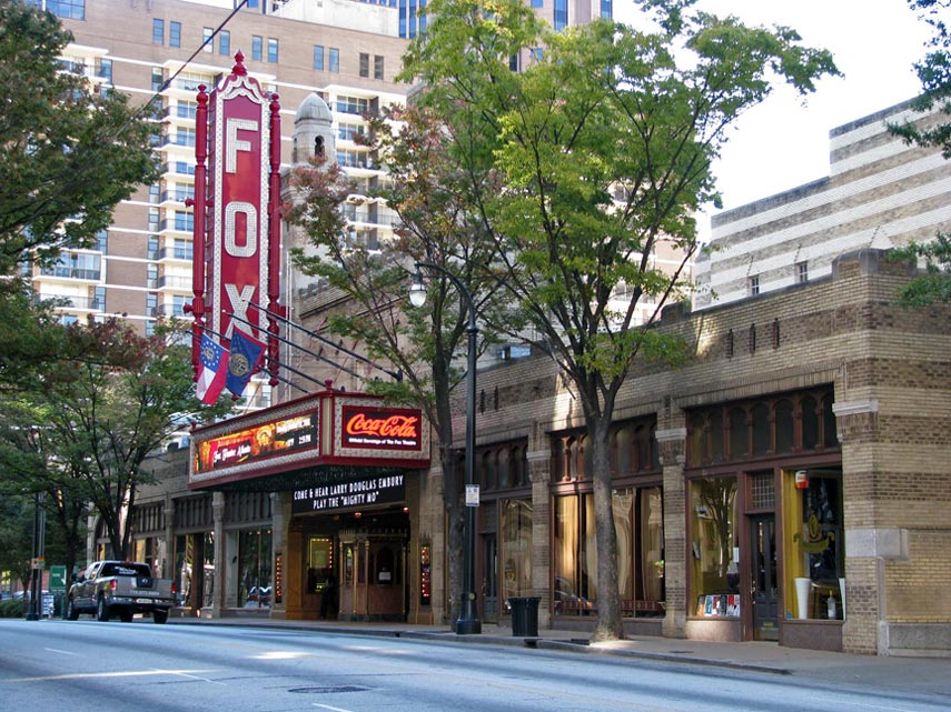 fox theatre atlanta 2019-2020 season