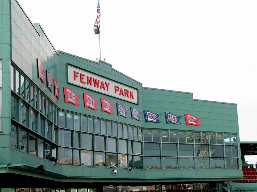 Fenway Park Events and Schedules