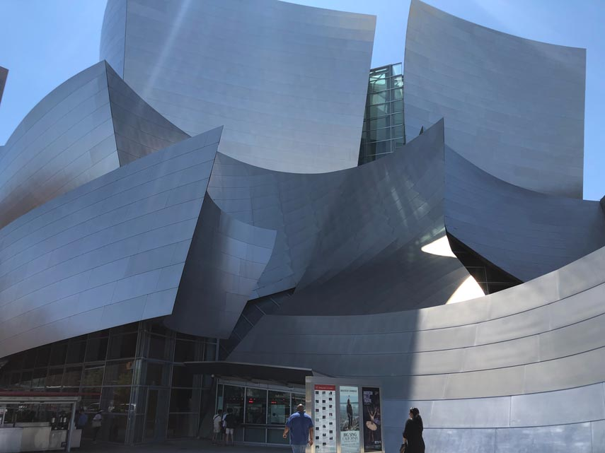 walt disney concert hall tickets
